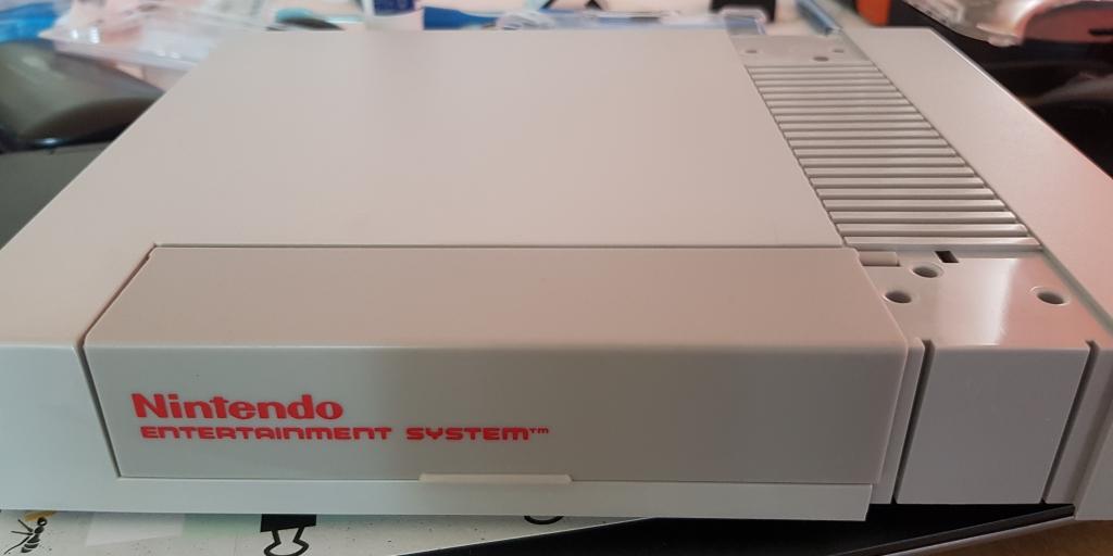 New NES lid