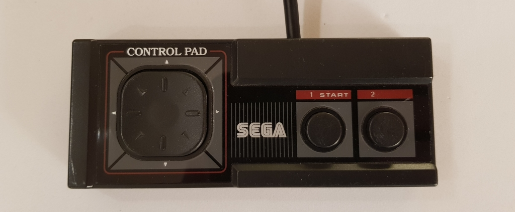 Sega Mester System Controller