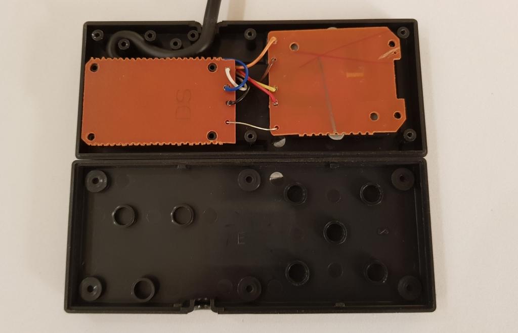 inside SMS controller