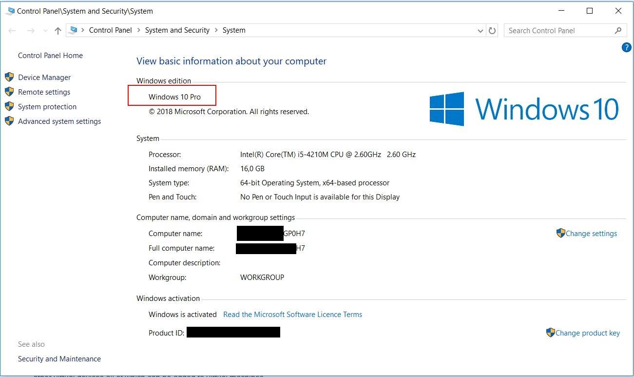 HyperV_windows10
