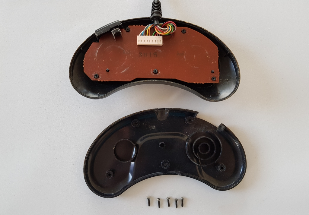 inside controller