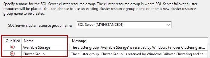 Qualified Storage