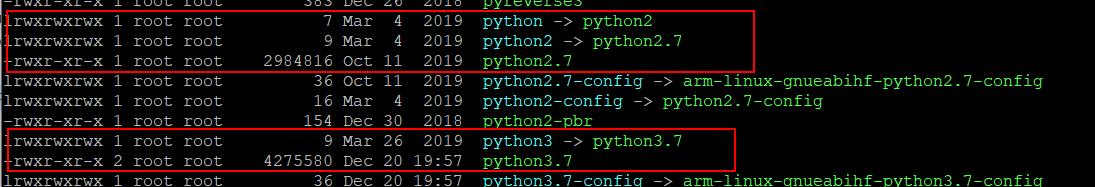 python system directories